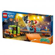 LEGO City Kaskadérsky nákladiak (60294)
