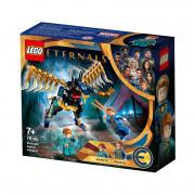 LEGO Super HeroesLetecký útok Eternalov (76145)