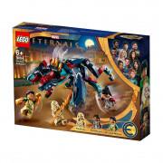 LEGO Super Heroes Deviantova pasca! (76154)