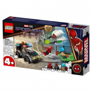 LEGO Super Heroes Spider-Man proti Mysteriovmu dronovi (76184)