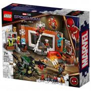 LEGO Super Heroes Spider-Man v dielni Sanctum (76185)
