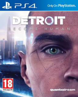 Detroit Become Human () PS4