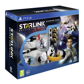 Starlink: Battle for Atlas Starter Pack PS4