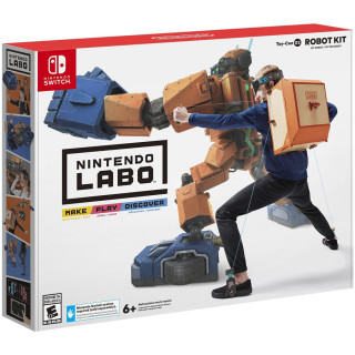 Nintendo Switch Labo Robot Kit Switch