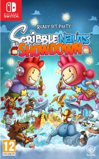 Scribblenauts Showdown Switch