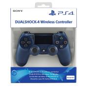 PlayStation 4 (PS4) Dualshock 4 Ovládač (Midnight Blue)