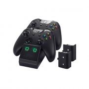 Venom VS2851 Xbox One čierna nabíjačka + 2 batérie Xbox One