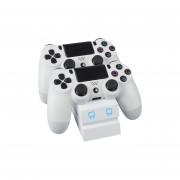 Venom VS2737 PS4  nabíjačka pre 2 ovládače (biela)