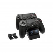 Venom VS2732 PS4 nabíjačka pre 2 ovládače (čierna)
