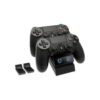 Venom VS2732 PS4 black dupla nabíjač PS4