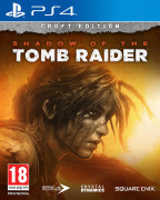 Shadow of the Tomb Raider Croft Edition PS4
