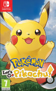 Pokémon Let's Go Pikachu Switch