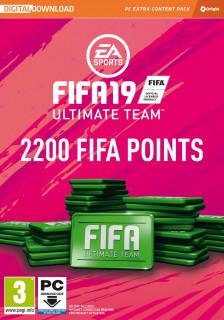 FIFA 19 2200 FIFA FUT Points PC