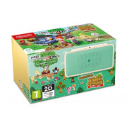 New Nintendo 2DS XL Animal Crossing Edition 3 DS