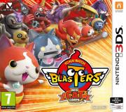 YO-KAI WATCH Blasters Red Cat Corps 3 DS