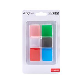 Nintendo Switch púzdro na hry (vo viacerých farbách) (BigBen) Switch
