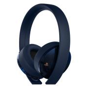 Sony Wireless Headset- bezdrôtové slúchadlo(modré) PS4