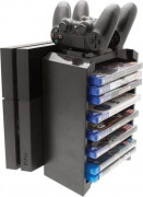 VENOM VS2736 nabíjací stojan s držiakom na hry (PS4)