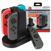 VENOM VS4796 Charging Station Nintendo Switch Joy-Con ovládač