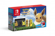 Nintendo Switch + Pokémon Let's Go Eevee! Switch