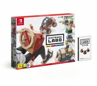 Nintendo Switch Labo Vehicle Kit Switch