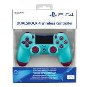 PlayStation 4 (PS4) Dualshock 4 ovládač (modrý)