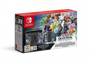Nintendo Switch + Super Smash Bros. Ultimate Edition (limitovaná edícia) Switch