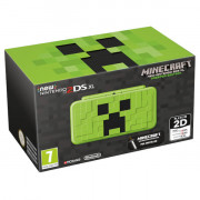 New Nintendo 2DS XL Minecraft Creeper Edition 3 DS