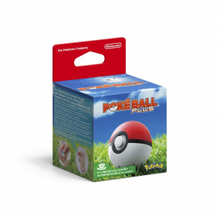 SWITCH Poké Ball Plus Switch