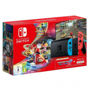 Nintendo Switch + Mario Kart 8 Deluxe Switch
