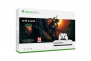 Xbox One S 1TB + Shadow of the Tomb Raider Xbox One