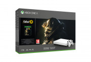 Xbox One X 1TB Robot White Special Edition + Fallout 76 Xbox One