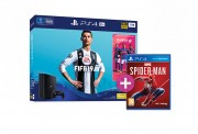 PlayStation 4 Pro (PS4) 1TB + FIFA 19 + Spider-Man PS4