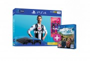 PlayStation 4 (PS4) Slim 1TB + FIFA 19 + druhý DualShock 4 ovládač + Far Cry 5 PS4
