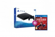 PlayStation 4 (PS4) Slim 500GB + Spider-Man PS4