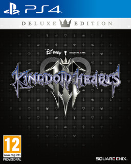 Kingdom Hearts III (3) Deluxe Edition PS4