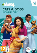 The Sims 4: Cats & Dogs (Doplnok)