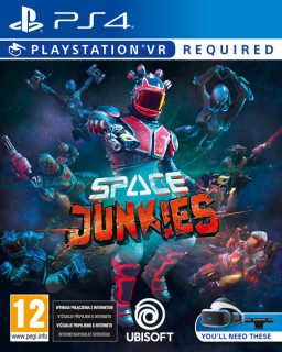 Space Junkies (VR) PS4