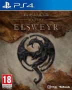 The Elder Scrolls Online: Elsweyr PS4