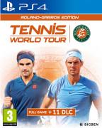 Tennis World Tour Roland Garros Edition PS4