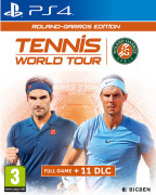 Tennis World Tour Roland Garros Edition PS4