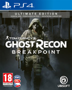 Tom Clancy's Ghost Recon Breakpoint: Ultimate Edition PS4