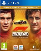 F1 2019: Legends Edition