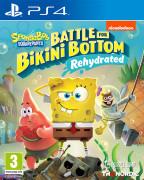 SpongeBob Squarepants: Battle for Bikini Bottom – Rehydrated PS4