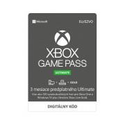Xbox Game Pass Ultimate na 3 mesiace (Kód na stiahnutie)