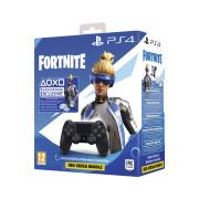 PlayStation 4 (PS4) Dualshock 4 Ovládač(Čierny) + Fortnite Neo Versa balík