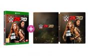 WWE 2K20 Steelbook Edition