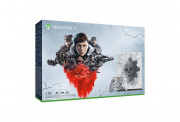 Xbox One X 1TB + Gears 5 Limited Edition
