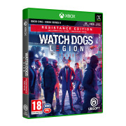 Watch Dogs Legion Resistance Edition Xbox One