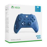 Xbox One bezdrôtový ovládač (Sport Blue Special Edition)